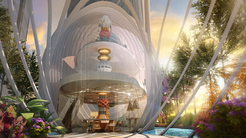 Arte Mont Kiara Diamond Lounge