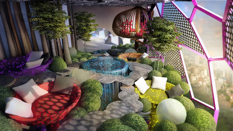 Arte+ Swedish Garden