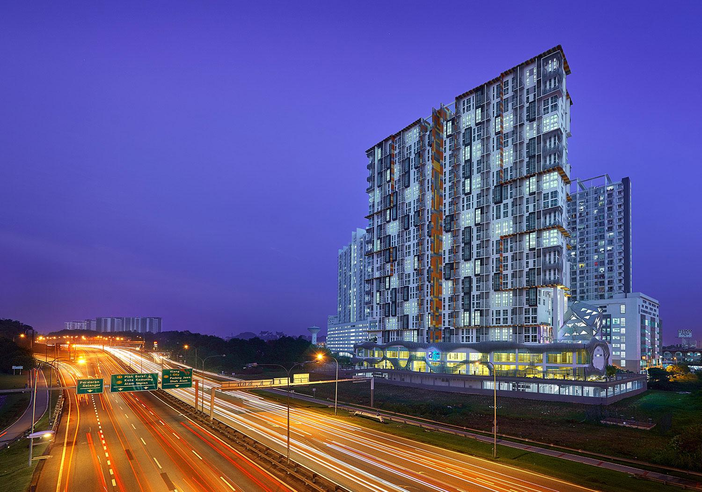 Arte Subang West Building