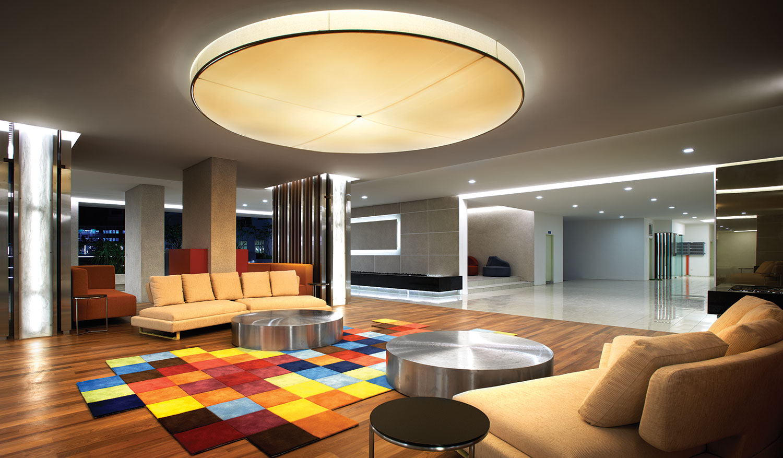 Indoor Lounge